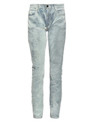 Alexander Wang Slim Fit Devore Jeans