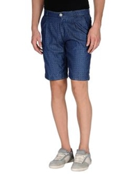 Myths Denim Bermudas Blue