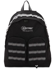 Eastpak 28L White Mountaineering Backpack Black