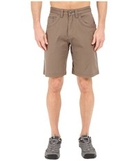 Mountain Khakis Camber 104 Hybrid Shorts Firma Men's Shorts Gray