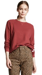 Sol Angeles Essential Pullover Rouge