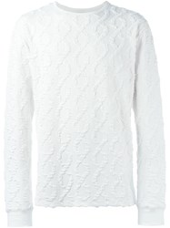 Soulland 'Steppers' Sweater White