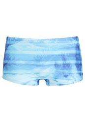 Brunotti Sadatura Swimming Shorts Indaco Blue
