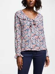 Lily And Lionel Joni Floral Top Vintage Floral