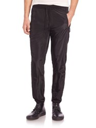 The Kooples Fleece Waist Track Pants