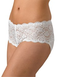 Triumph Amourette 300 Maxi Briefs White