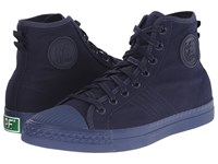 Pf Flyers Rambler Aviator Chino Twill Men's Lace Up Casual Shoes Black