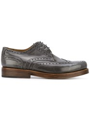 Junya Watanabe Comme Des Garcons Man Oxford Shoes Grey