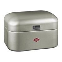 Wesco Single Grandy Bread Bin New Silver