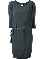 Kristensen Du Nord Belted Dress Grey