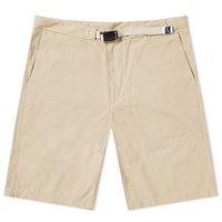 Nanamica Webbing Belt Short Brown