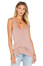 Riller And Fount Layne Tank Mauve