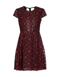 Romeo And Juliet Couture Dresses Short Dresses Women Red