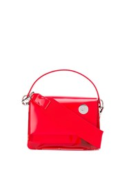 Kara Pinch Shoulder Bag Red
