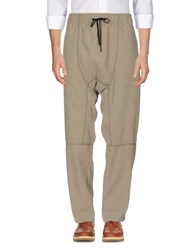 Tom Rebl Casual Pants Beige