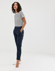 Selected Femme Chino Navy
