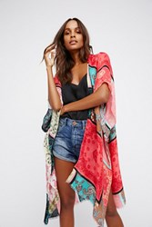 Free People Womens Voodoo Child Patchwork Ki