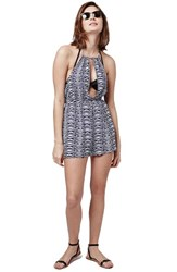 Women's Topshop Cover Up Romper