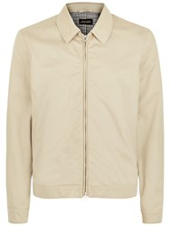 Jaeger Harrington Jacket Stone