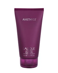 Amethyst Body Lotion Lalique Purple