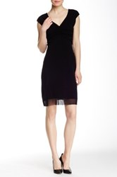 Weston Wear Short Sleeve Midi Dress Black