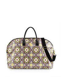 Anna Griffin Printed Large Duffle Bag Turkish Delight