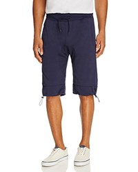 American Stitch Pique Shorts Compare At 64 Navy