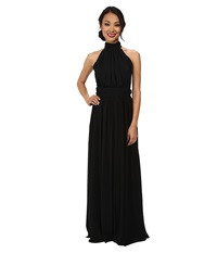 Alejandra Sky Courtney Long Dress Black Women's Dress
