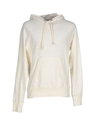 Todd Snyder Topwear Sweatshirts Men White