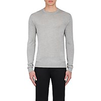 Lanvin Men's Crewneck Sweater Grey