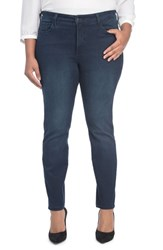 Nydj Plus Size Women's Alina Stretch Super Skinny Jeans