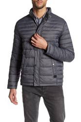 Kenneth Cole Packable Down Jacket Metallic