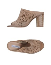 Donna Piu Footwear Sandals Women Light Brown