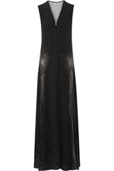 Marc Jacobs Studded Crepe Gown