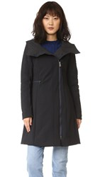 Post Card Maisie Coat Black