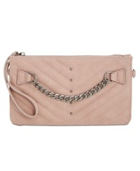 Inc International Concepts Kennah Quilted Convertible Wristlet Created For Macy's Blush