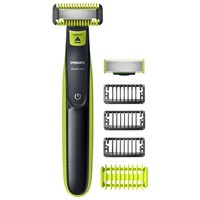 Philips Qp2620 25 Oneblade Face Body Shaver Green