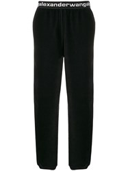 Alexander Wang T By Logo Band Corduroy Trousers 60