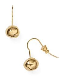 Uno De 50 Cherry Drop Earrings Gold