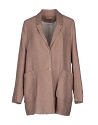 Momoni Momoni Blazers Light Brown