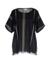 Local Apparel Blouses Black
