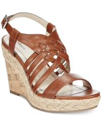 Styleandco. Style And Co. Raylynn Platform Wedge Sandals Only At Macy's Women's Shoes