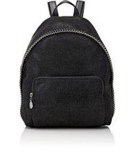 Stella Mccartney Women's Shaggy Deer Rucksack Backpack Black