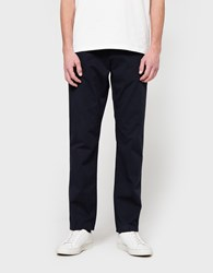 Hope Reg Trouser Dark Blue