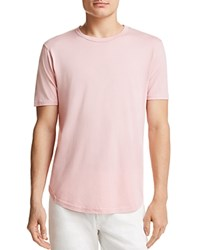 Goodlife Scallop Tee Rose