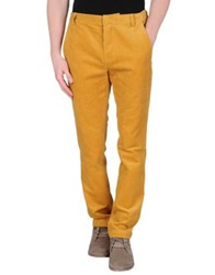 Peter Jensen Casual Pants Ocher