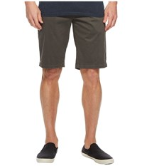 Ag Adriano Goldschmied Griffin Shorts In Sulfur Smoke Grey Sulfur Smoke Grey Men's Shorts Gray