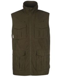 Black Diamond Gelert Lightweight Gilet Vest From Eastern Mountain Sports Green