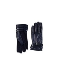 Space Style Concept Gloves Black