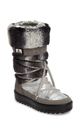 Jog Dog Women's Faux Fur Quilted Boot